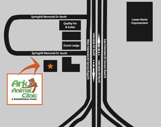 More Info Ark Animal Clinic